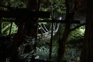 祖谷のかづら橋