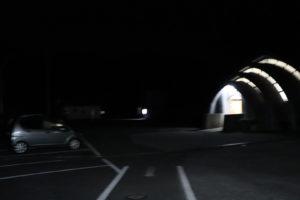 龍河洞駐車場