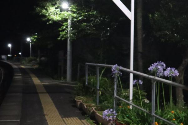 双海町上灘駅