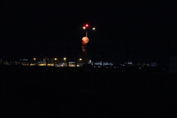 空港南第二公園滑走路東