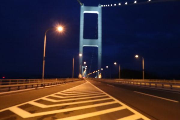 しまなみ海道来島海峡大橋