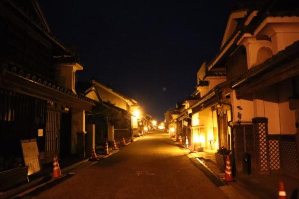 徳島うだつの町並み