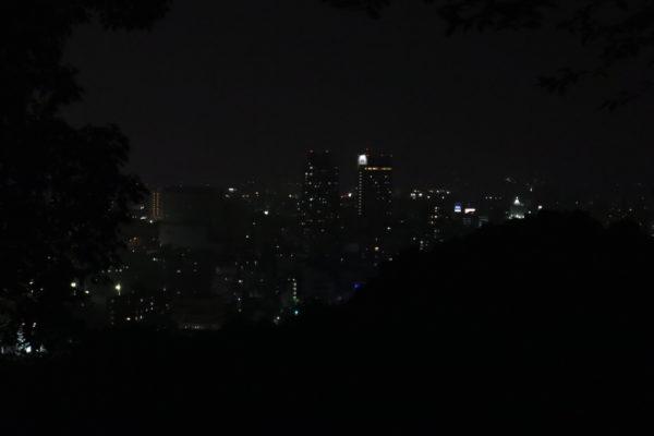 高知 筆山