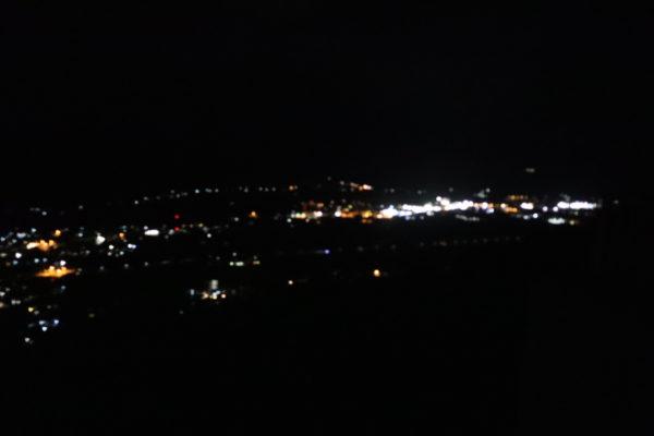 愛媛大洲市冨士山公園展望台