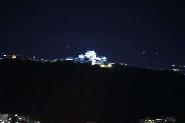 【愛媛】松山市瀬戸風峠松山城