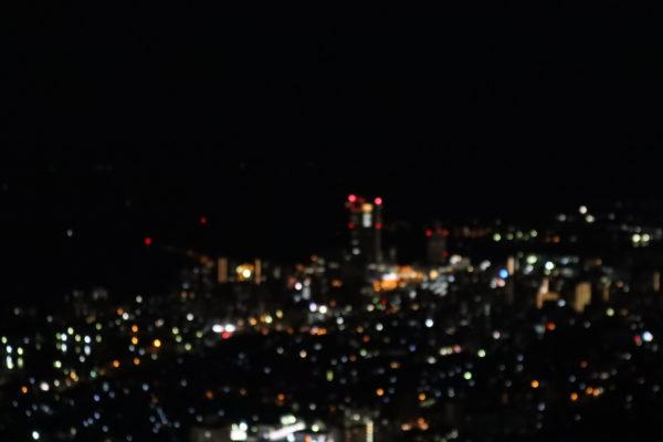 【香川】峯山公園展望台夜景