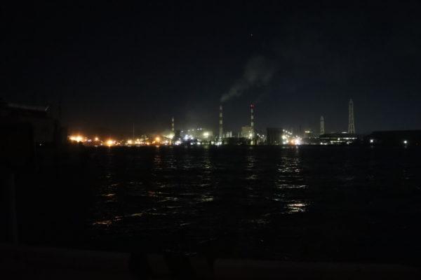 【香川】番の洲町工場夜景