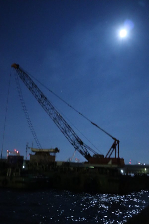 【香川】番の洲町工場夜景④