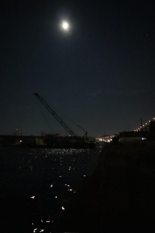 【香川】番の洲町工場夜景②