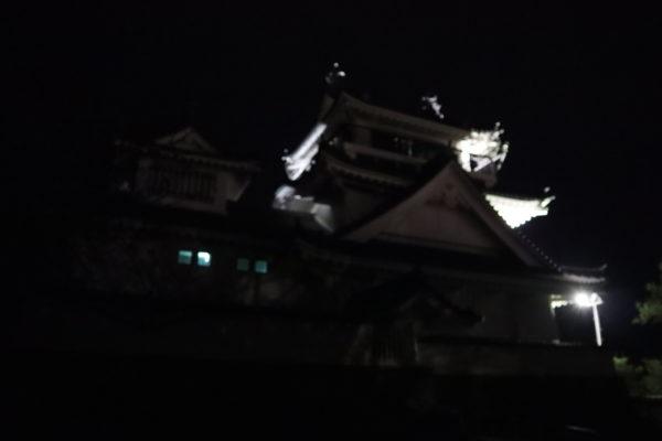 【徳島】妙見山展望台 撫養城(むやじょう)別名「岡崎城」