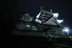 【徳島】妙見山展望台撫養城(むやじょう)別名「岡崎城」