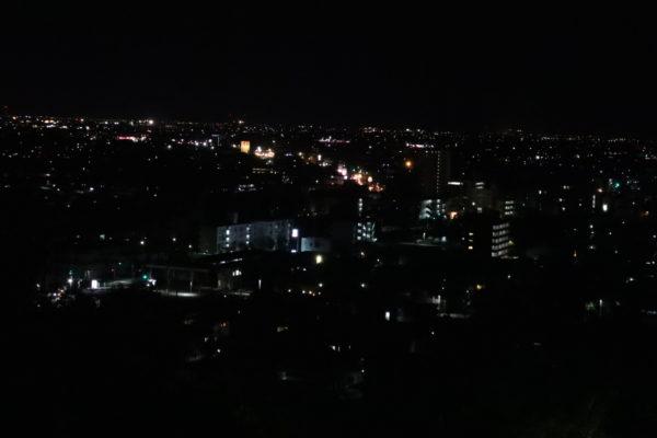 【徳島】妙見山展望台