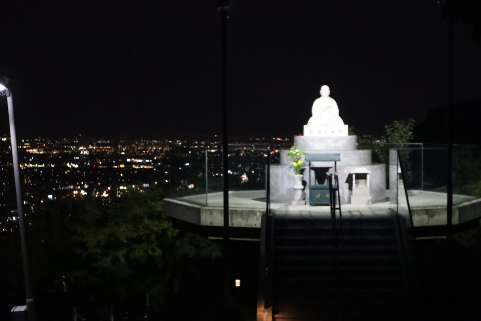 【香川】お迎え大師展望台