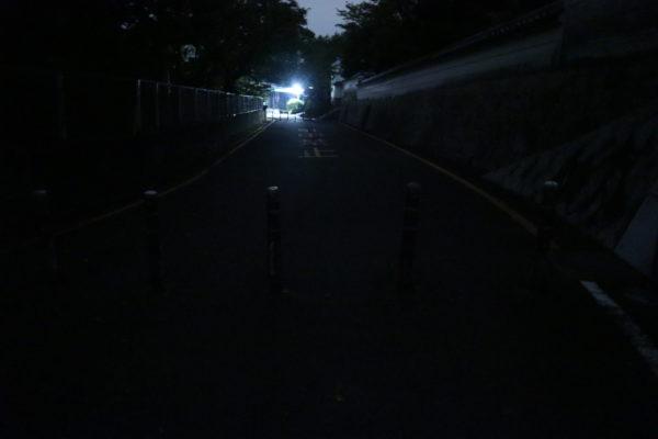 【香川】お迎え大師展望台に行く道