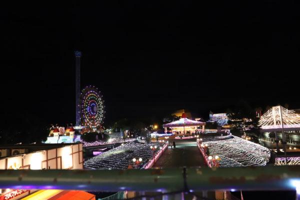 【香川】レオマウインターイルミネーション2020