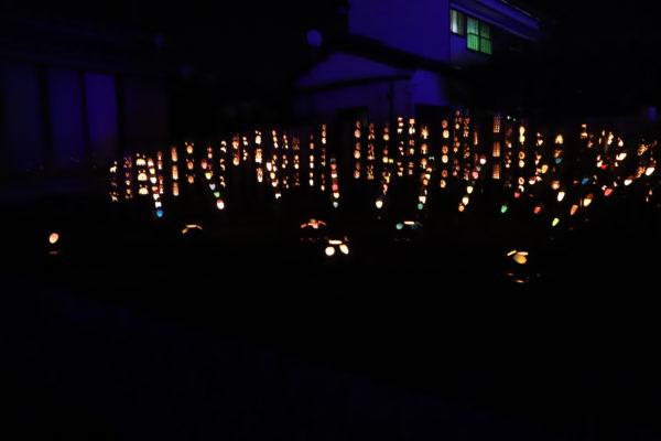 【高知】第7回 国分竹灯り憧憬の路7