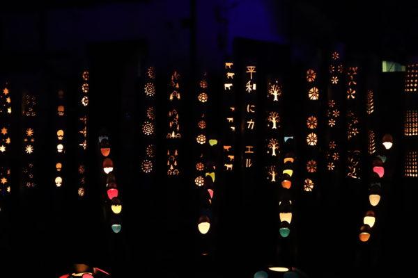 【高知】第7回 国分竹灯り憧憬の路8