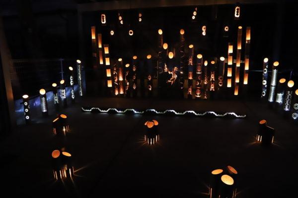 【高知】第7回 国分竹灯り憧憬の路14