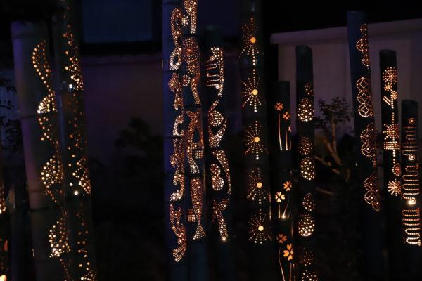 【高知】第7回 国分竹灯り憧憬の路22
