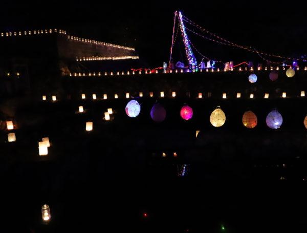 【高知】第7回 国分竹灯り憧憬の路25