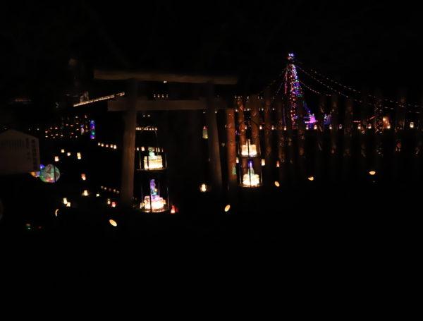 【高知】第7回 国分竹灯り憧憬の路26
