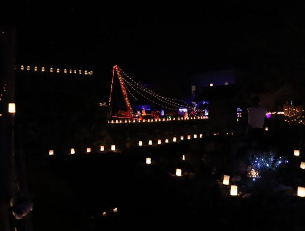【高知】第7回 国分竹灯り憧憬の路29