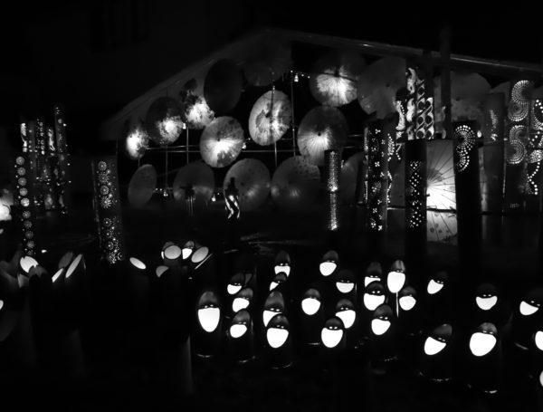 【高知】第7回 国分竹灯り憧憬の路35
