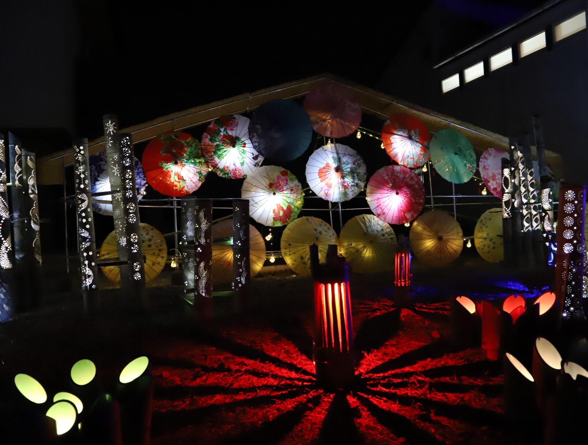 【高知】第7回 国分竹灯り憧憬の路38