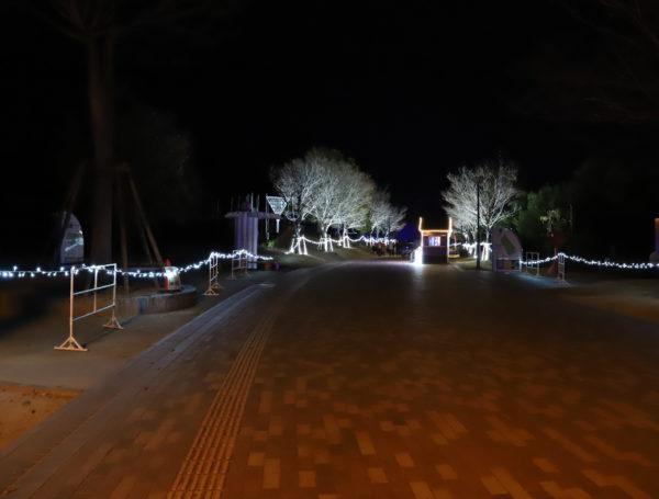 【徳島】 あすたむらんど徳島2020white illumination~希望~⑥