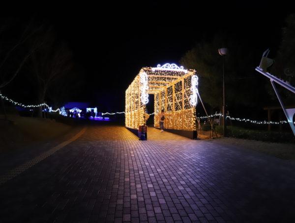 【徳島】 あすたむらんど徳島2020white illumination~希望~⑨