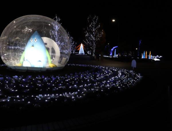 【徳島】 あすたむらんど徳島2020white illumination~希望~65