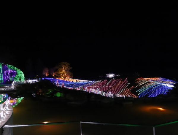 【香川】国営讃岐まんのう公園ウインターファンタジー