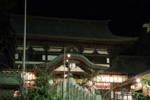 【愛媛】椿神社本殿