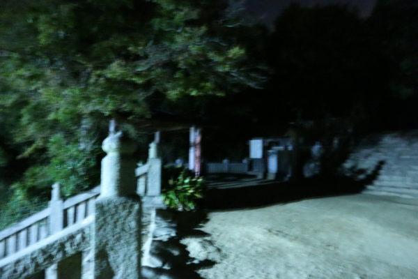 【香川】天空の鳥居(高屋神社)
