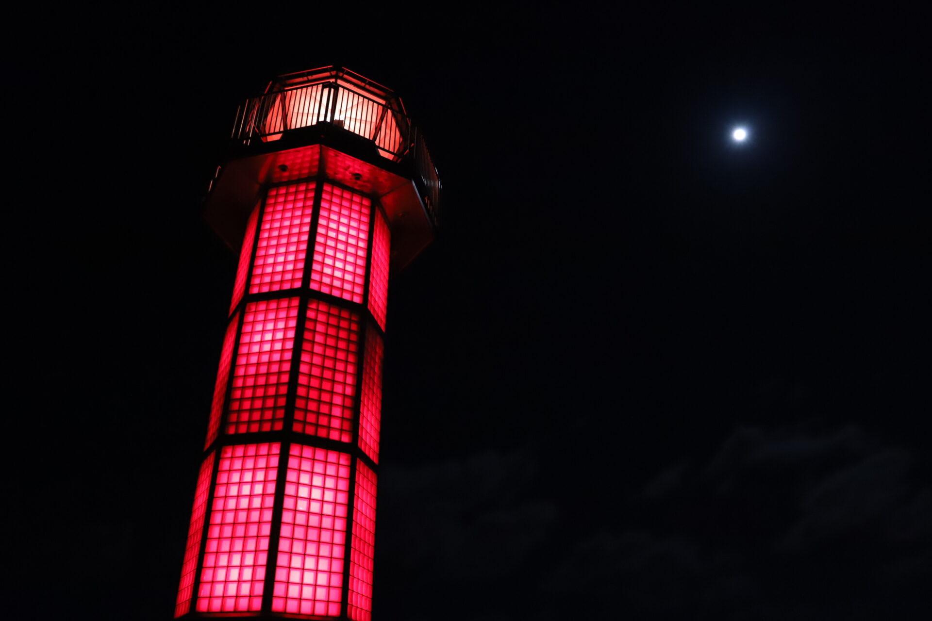【香川】赤灯台(せとしるべ)