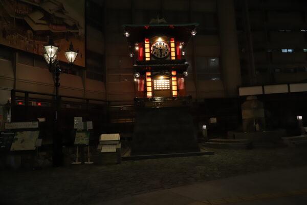 【愛媛】松山道後 からくり時計