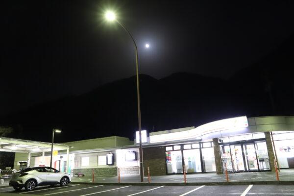 【愛媛】四国中央市 入野PA(下)
