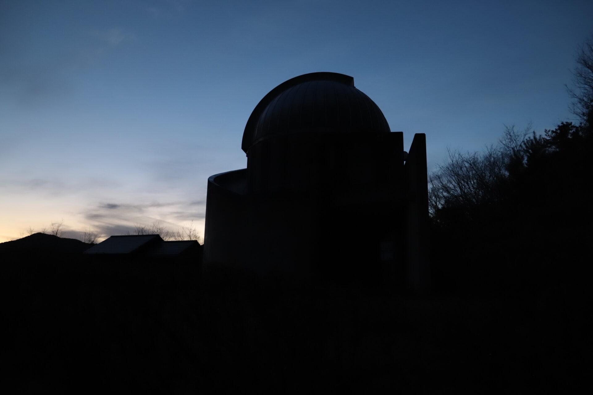 【愛媛】久万高原天文台